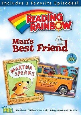 READING RAINBOW MANS' BEST FRIEND New Sealed DVD 2