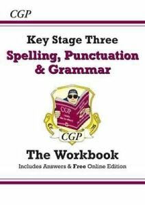 Spelling, Punctuation and Grammar for KS3 - Workbook (with Answ... 9781782941170