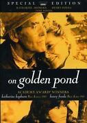 On Golden Pond DVD