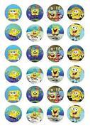 Spongebob Cake Decorations