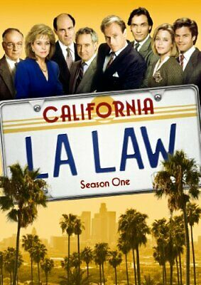 LA Law: Season 1 (Official US Version) [DVD] NEW!