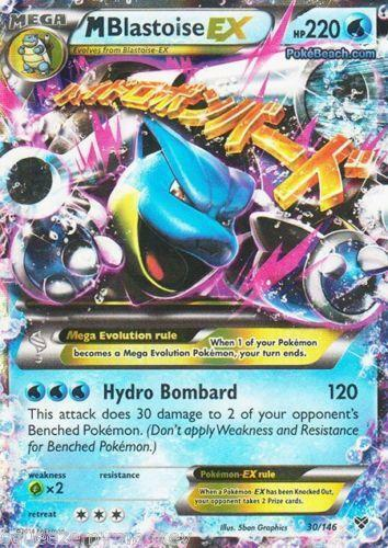 Blastoise ex singles ebay - Carte pokemone ex ...