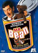 Mr Bean Whole DVD
