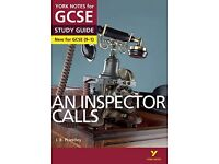 An Inspector Calls Study Guide GCSE English Literature