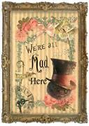 Vintage Alice in Wonderland