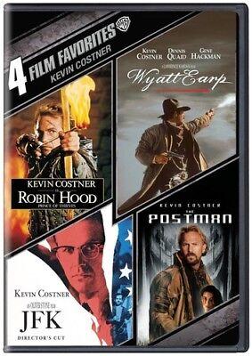 4 Film Favorites: Kevin Costner Drama [New DVD] Boxed Set