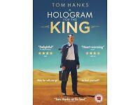A Hologram For The King [DVD 2016] Tom Hanks Region 2