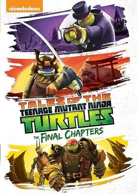 Tales Of The Teenage Mutant Ninja Turtles: The Final Chapters [New DVD] 2