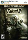 Fallout 3 PC Video Games