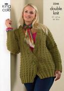 Plus Size Knitting Patterns