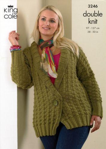 Plus Size Knitting Patterns Ebay