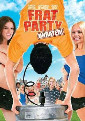 Frat Party - DVD - VERY GOOD - $6.50