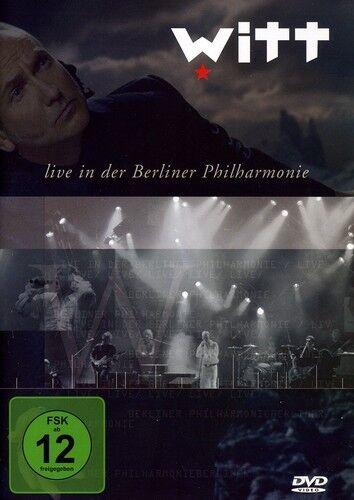 Witt: Live in der Berliner Philharmonie (2002, REGION 0 DVD New)