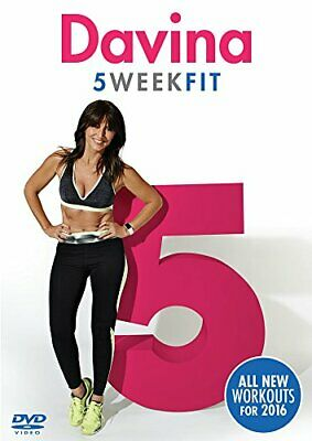 Davina: 5 Week Fit (New for 2016) [DVD]