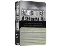 Band of brothers 6 disc steel book blu-ray