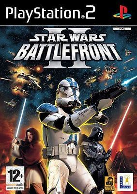 Star Wars Battlefront 2 - PS2 Playstation 2