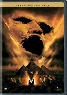 The Mummy  Dvd  1999  Collectors Edition