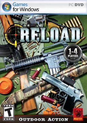 Computer Games - Reload PC Games Windows 10 8 7 XP Computer target practice shooting shooter