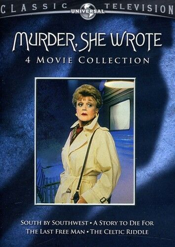 Murder, She Wrote: 4 Movie Collection [2 Discs] (2012, REGION 1 DVD New)