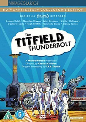Titfield Thunderbolt - 60th Anniversary Collectors Edition [DVD][Region 2] ()