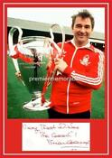 Brian Clough Signed