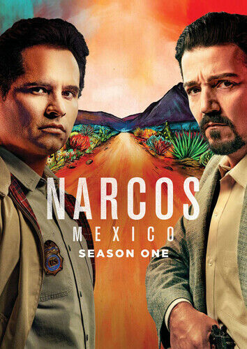 Narcos: Mexico: Season One [new Dvd] Boxed Set
