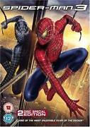 Spiderman 3 DVD