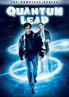 Quantum Leap: Scott Bakula Complete Series Seasons 1 2 3 4 5 (DVD) BRAND NEW!