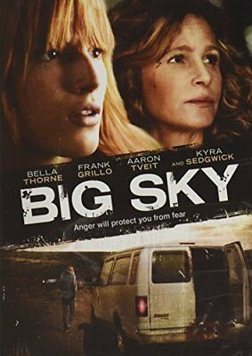 Big Sky  Bella Thorne   New Dvd