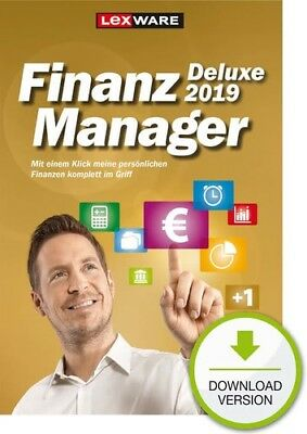Lexware FinanzManager Deluxe 2019 ESD Download Windows