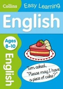 Collins Easy Learning Age 7-11 - English Ages 8-10: Age 8-10, Collins Easy Learn