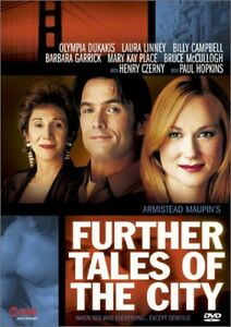 Further Tales of the City (2002, REGION 1 DVD New)