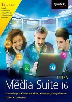 CyberLink Media Suite 16 Ultra, Download, Windows