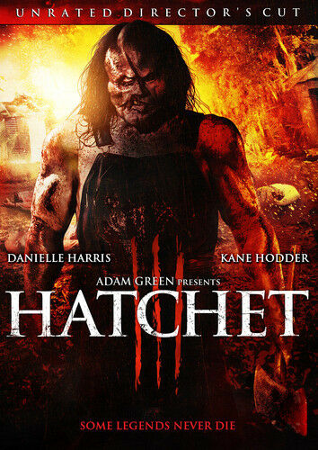 Hatchet III [Unrated] [Directo (2013, REGION 1 DVD New) WS/Unrated Director's CU