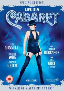 Cabaret DVD (2009) Liza Minnelli