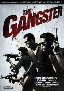 The Gangster [New DVD] Ac-3/Dolby Digital, Dubbed, Subtitled, Widescreen