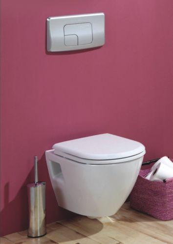 wc kurz badkeramik ebay. Black Bedroom Furniture Sets. Home Design Ideas