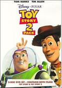 Toy Story 2 Pack DVD