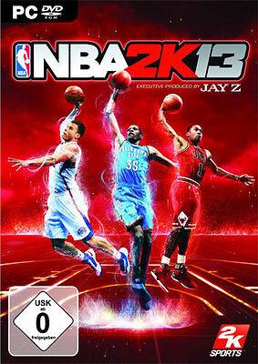 PC Computer Spiel ***** NBA 2K13