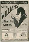 Williams Shaving Stick