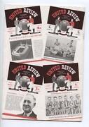 Man UTD Programmes 1958