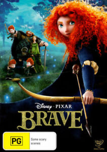 Brave  - DVD - Region 4 [New & Sealed]