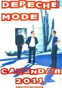 Depeche Mode Kalender