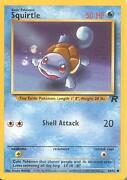 Squirtle Pokemon Card