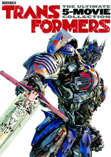 Transformers: The Ultimate 5-movie Collection [new Dvd] Boxed Set, Sta
