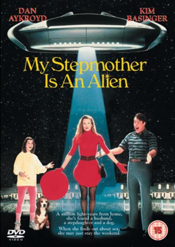 My Stepmother Is an Alien [DVD]