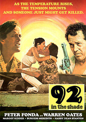 92 In The Shade (1975) 738329197728 (DVD Used Very Good)