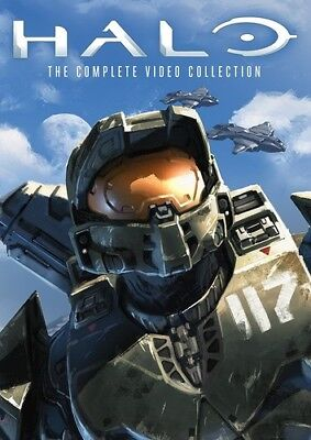 Halo: The Complete Video Collection [New DVD] Oversize Item Spilt , Boxed Set,