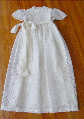 Vintage Baptism Dress Ebay