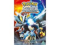 Pokemon The Movie 15 - Kyurem Vs The Sword Of Justice DVD Brand New Sealed - Long Rock Penzance